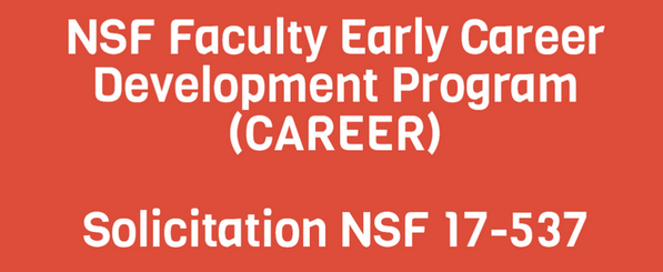 This links to MCB's blog post on June 19, 2017. That post provided highlights of submission requirements. https://mcbblog.nsfbio.com/2017/06/19/nsf-faculty-early-career-development-program-career/
