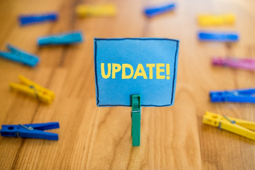 "image saying ""Update!"" Image credit: SergioVas/Shutterstock.com"