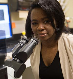 Photo of Dr. Elebeoba May